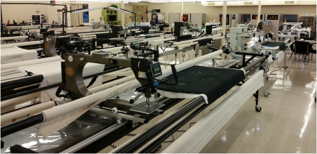Picture Number one Longarm Dealer in USA