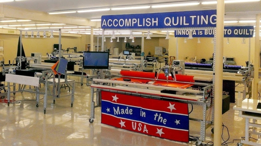 Number one Longarm Dealer in the USA