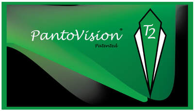 Innova PantoVision system for longarm quilters